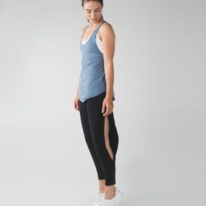 Lululemon Superb Pant in Black - fun harem style!